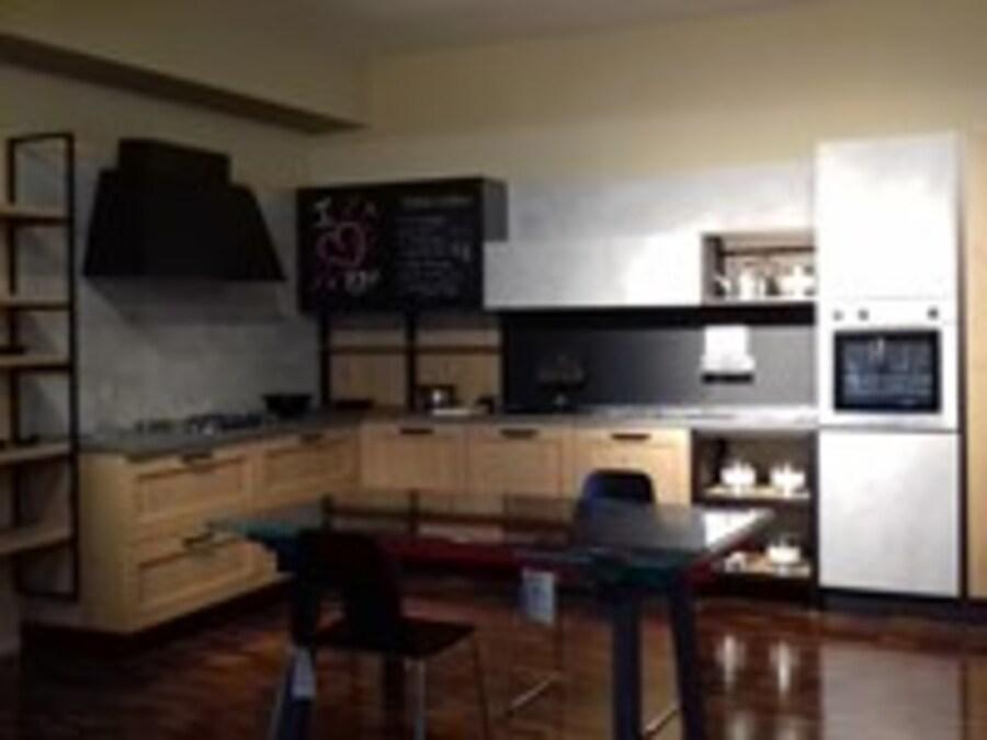 cucina modello asia telaiio arredo3 prezzo scontato mini1 373465