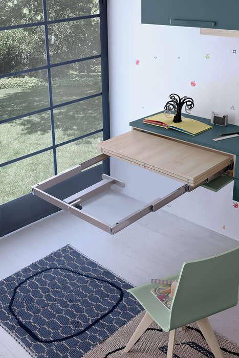 Colombini Casa Cameretta Golf Ponti scrivania estraibile 265 b