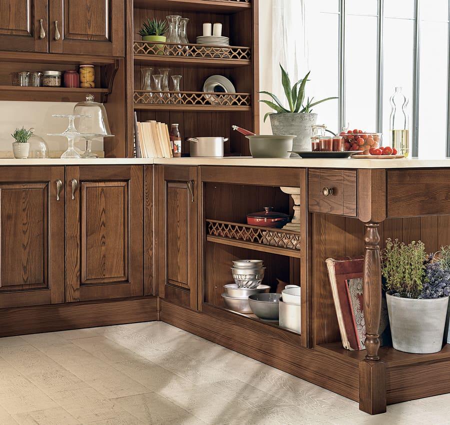 Colombini Casa Cucina Classica Armonia elementi giorno tradizionali 68b