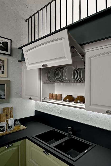 Colombini Casa Cucina Classica Mida apertura vasistas 107c