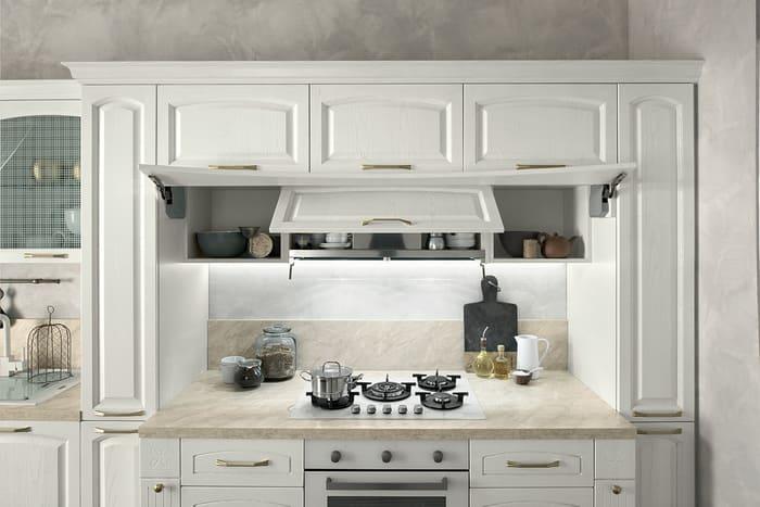 Colombini Casa Cucina Classica Mida apertura vasistas 29b