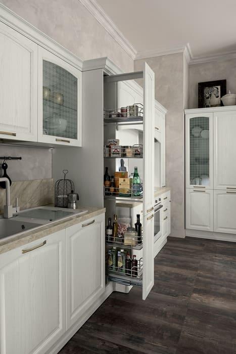Colombini Casa Cucina Classica Mida cestelli estraibili 30c