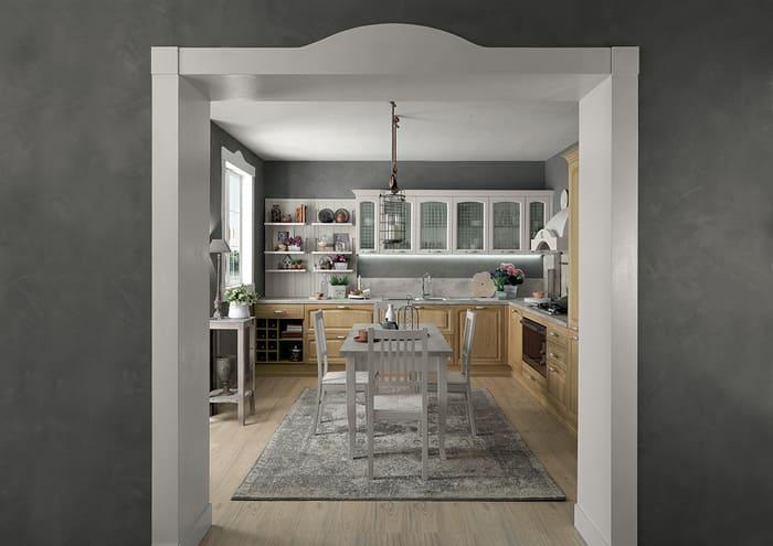 Colombini Casa Cucina Classica Mida componenti personalizzabili 121