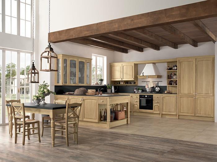 Colombini Casa Cucina Classica Mida composizione tipo 80 81