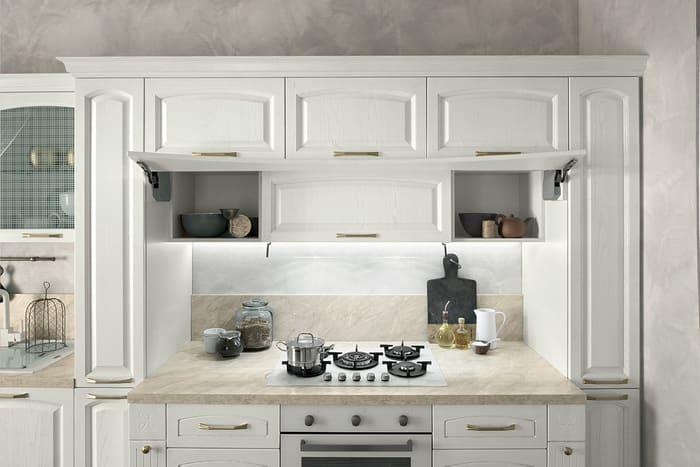 Colombini Casa Cucina Classica Mida cornice sollevata 29a