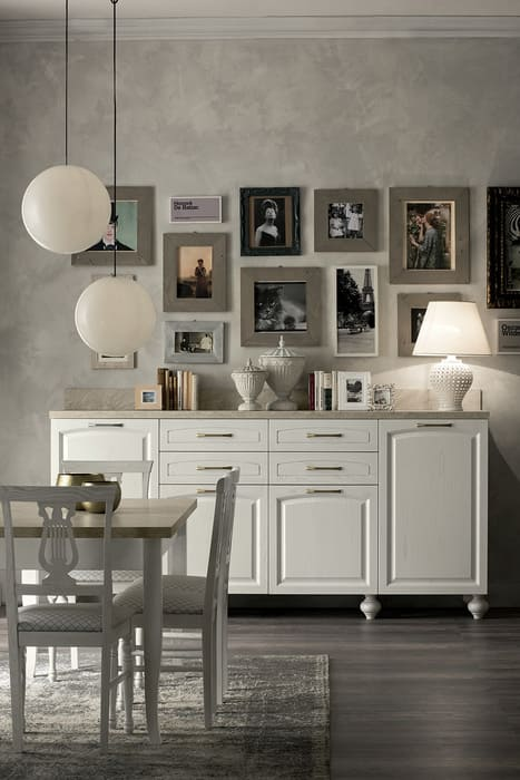 Colombini Casa Cucina Classica Mida madia classica 37b