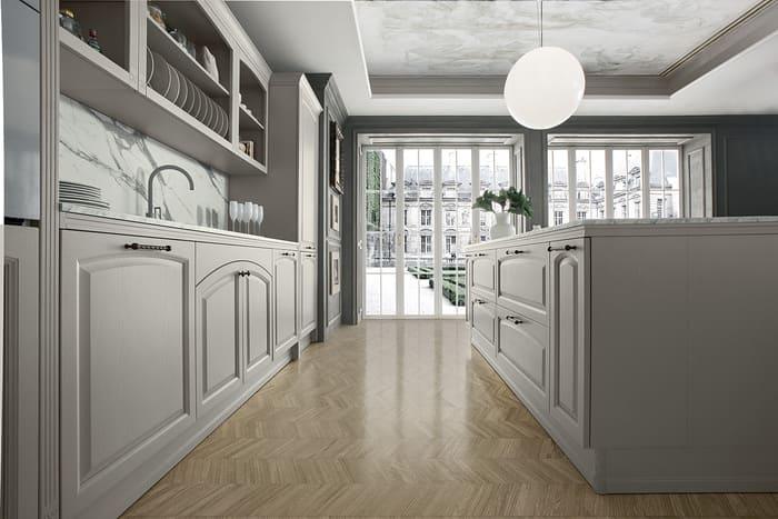 Colombini Casa Cucina Classica Mida naturale dorian 16 17
