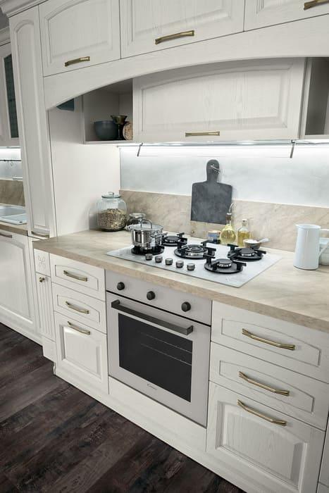 Colombini Casa Cucina Classica Mida piano materiale pregiato 31