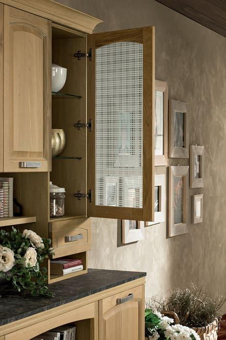 Colombini Casa Cucina Classica Mida sportelli con vetro 73b