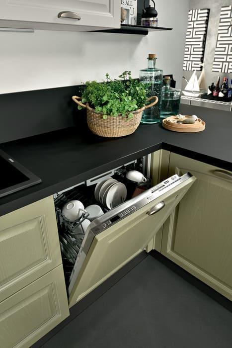 Colombini Casa Cucina Classica Mida sportello lavastoviglie 106c