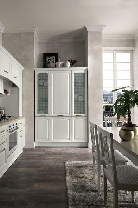 Colombini Casa Cucina Classica Mida vetrina in stile tradizionale 33
