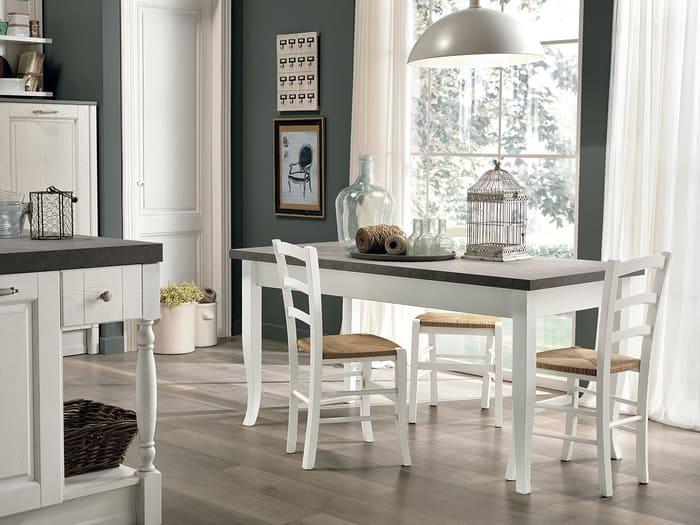 Colombini Casa Cucina Classica Opera1 sedie tavolo 19