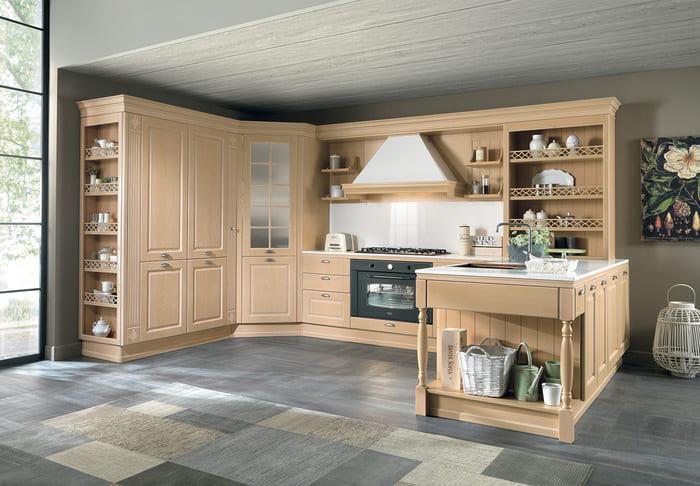 Colombini Casa Cucina Classica Opera2 composizione tipo 47a