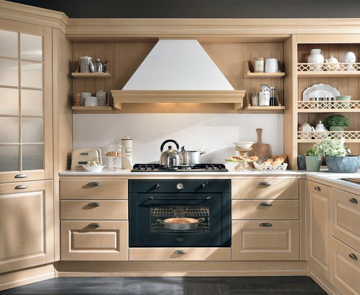 Colombini Casa Cucina Classica Opera2 forno cucina top 50