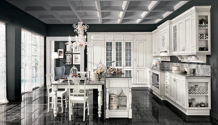 Colombini Casa Cucina Classica Opera4 composizione tipo 68 69 1