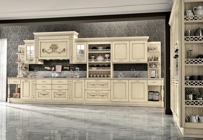 Colombini Casa Cucina Classica Opera5 composizione tipo 92 93