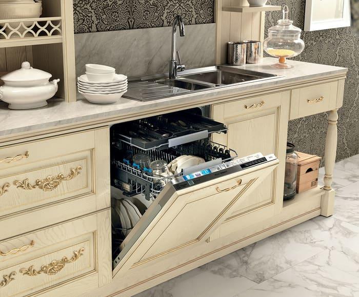 Colombini Casa Cucina Classica Opera5 lavastoviglie 100c