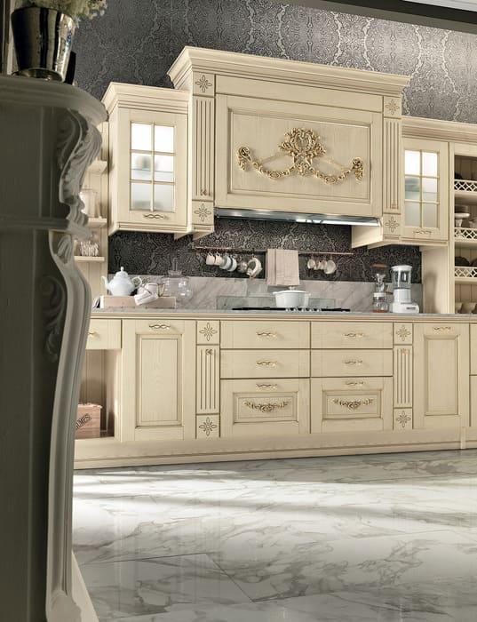 Colombini Casa Cucina Classica Opera5 piano cottura 99