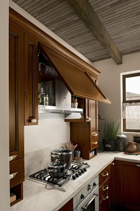 Colombini Casa Cucina Classica Sinfonia apertura vasistas 13