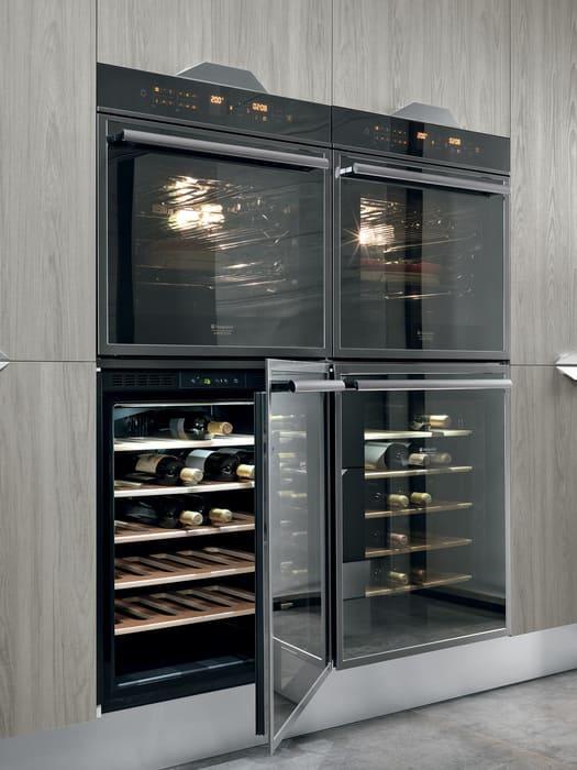 Colombini Casa Cucina Moderna Essenza cantinetta porta vino 97A