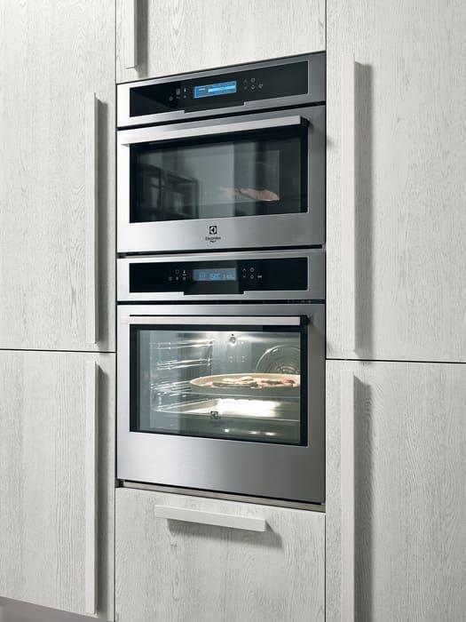 Colombini Casa Cucina Moderna Essenza colonna con doppio forno 15A