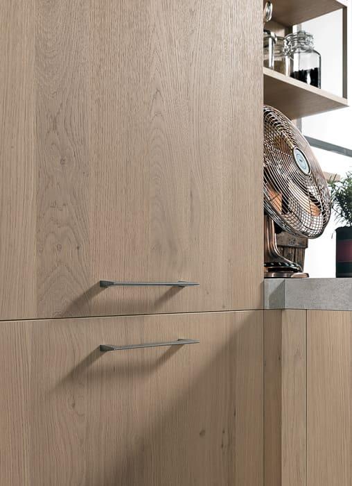 Colombini Casa Cucina Moderna Essenza con venature rovere 37A