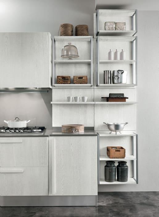 Colombini Casa Cucina Moderna Essenza elementi giorno 22