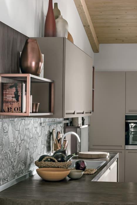 Colombini Casa Cucina Moderna Isla stile versatile 69a