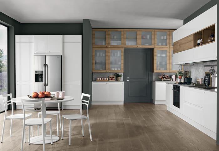 Colombini Casa Cucina Moderna Isla stile versatile 86 87