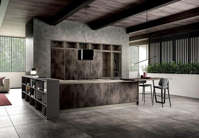 Colombini Casa Cucina Moderna Lungomare1 composizion Lytos pag 8 9