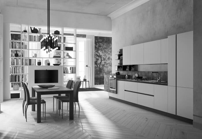 Colombini Casa Cucina Moderna Lungomare2 composizione tipo pag34 35 scaled 1
