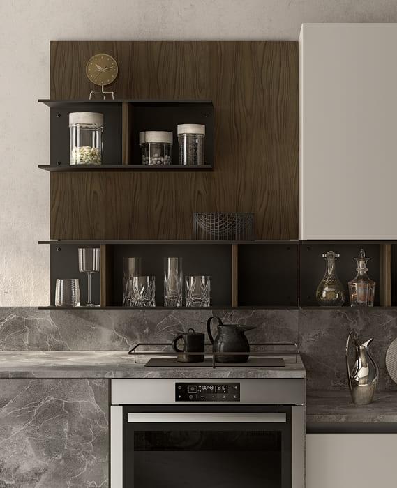 Colombini Casa Cucina Moderna Lungomare2 elementi giorno Bay pag 28