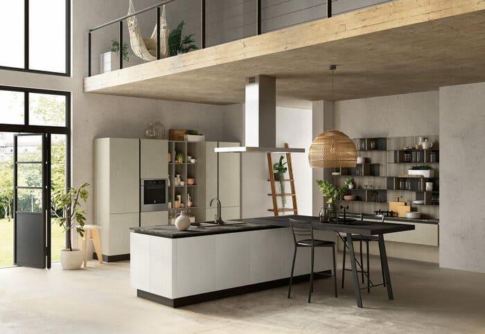 Colombini Casa Cucina Moderna Lungomare3 composizione tipo pag 38 39 scaled 1