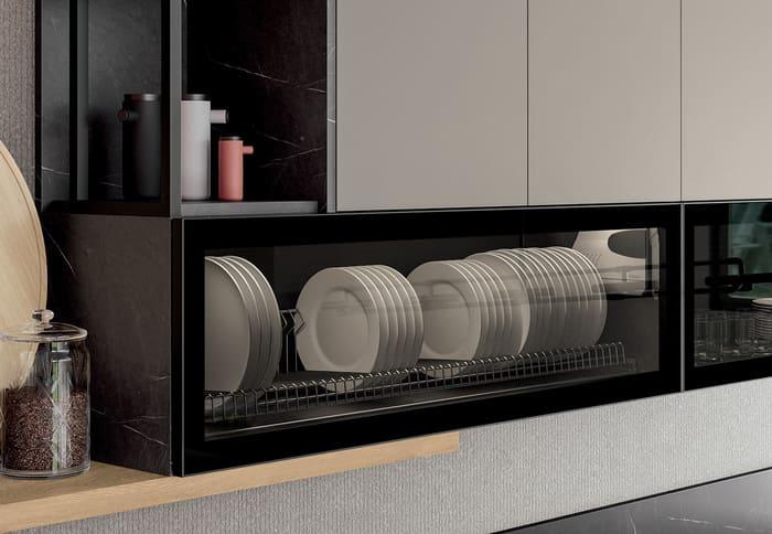 Colombini Casa Cucina Moderna Lungomare4 elementi giorno Bay pag 53