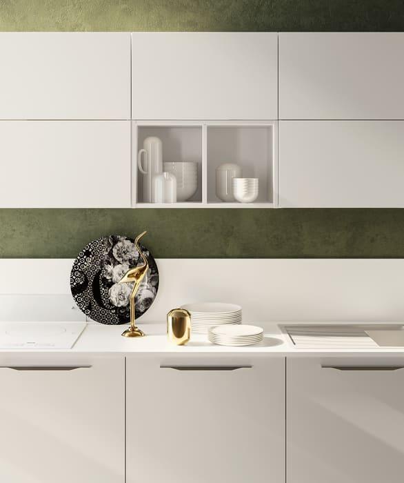 Colombini Casa Cucina Moderna Lungomare5 elementi Bay pag70a
