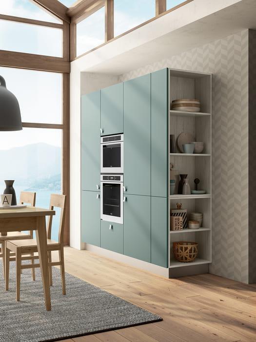 Colombini Casa Cucina Moderna Lungomare8 colonne terminali pag 116a
