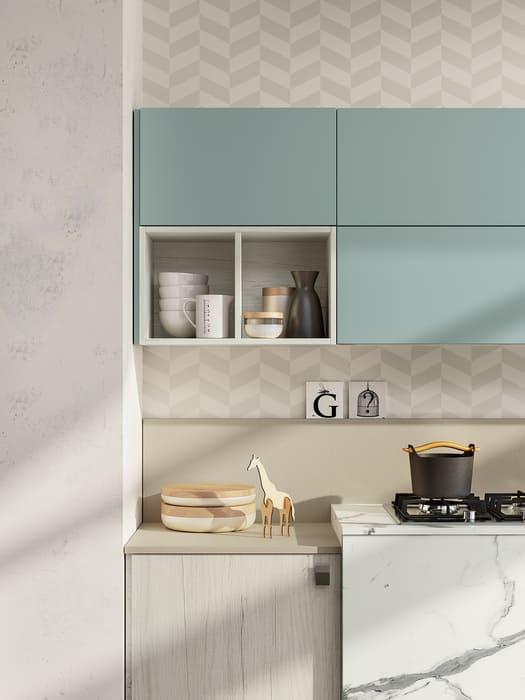 Colombini Casa Cucina Moderna Lungomare8 elementi giorno pag 115