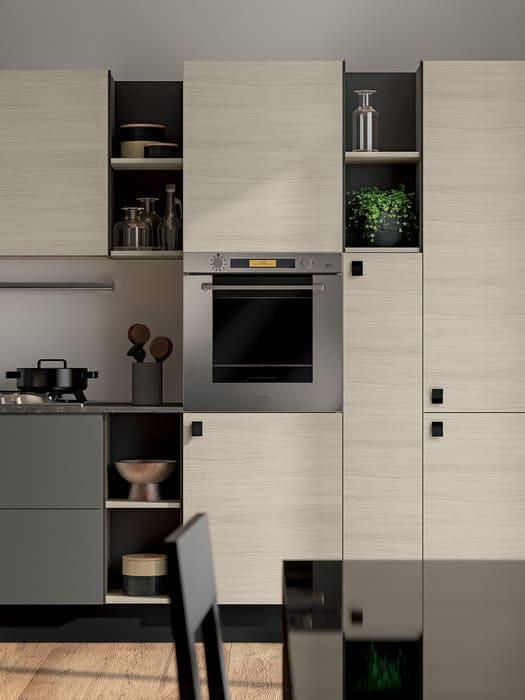 Colombini Casa Cucina Moderna Lungomare9 forno 128