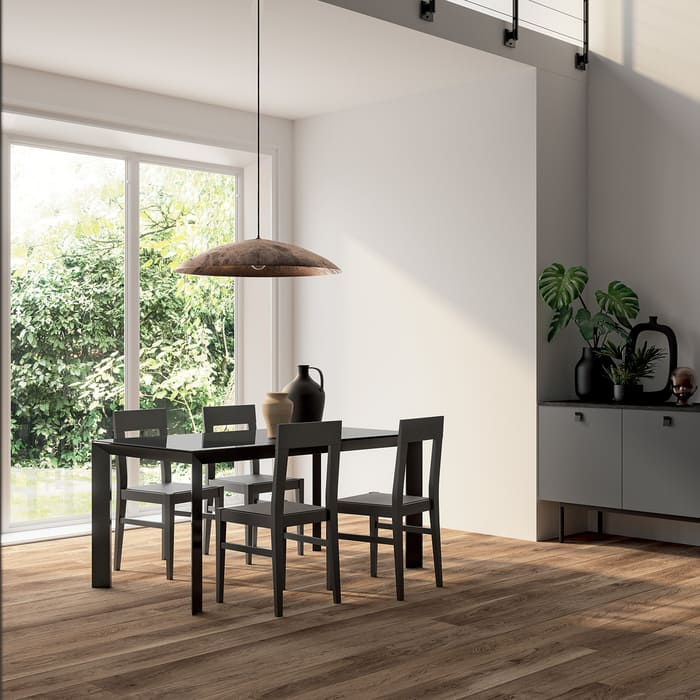 Colombini Casa Cucina Moderna Lungomare9 tavolo sedie 129a