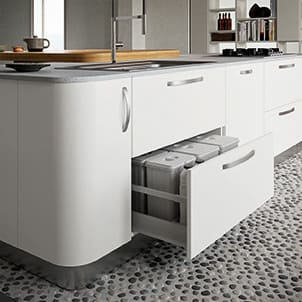 Colombini Casa Cucina Moderna Paragon cassettone 15