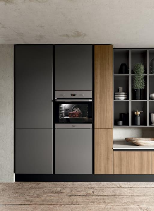 Colombini Casa Cucina Moderna Paragon colonna forno 29