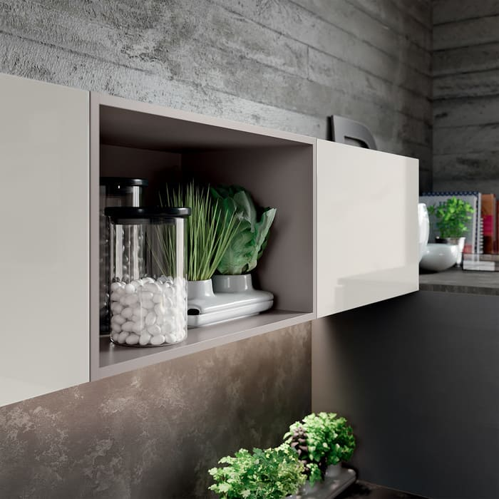 Colombini Casa Cucina Moderna Paragon elementi giorno 83a