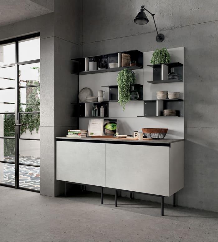 Colombini Casa Cucina Moderna Paragon mobile coordinato 71