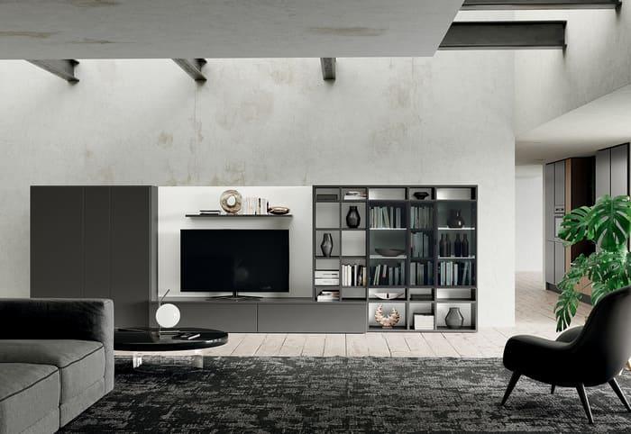 Colombini Casa Cucina Moderna Paragon mobile living coordinato 30