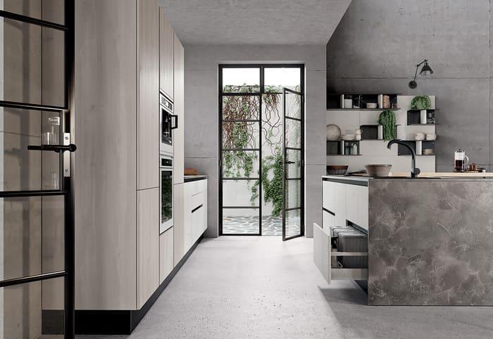 Colombini Casa Cucina Moderna Paragon stile contemporaneo 72