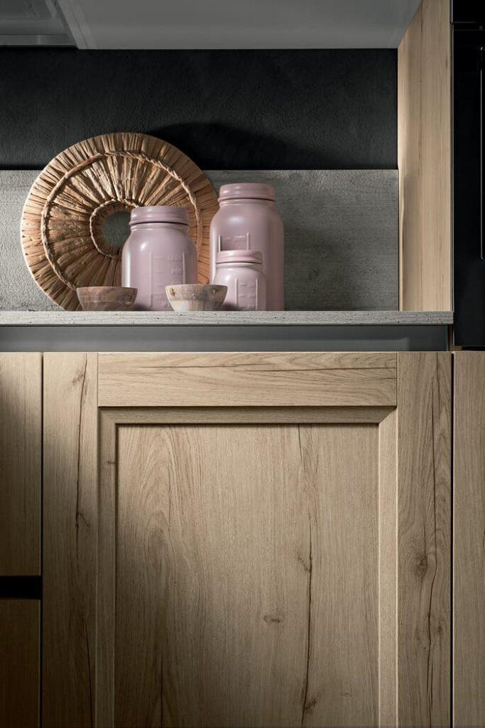 Colombini Casa Cucina Moderna Riviera ante bugnate 32