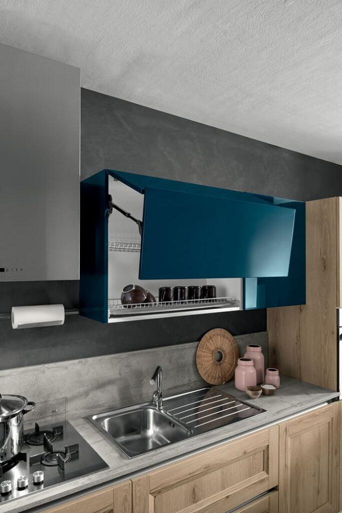 Colombini Casa Cucina Moderna Riviera apertura vasistas 34