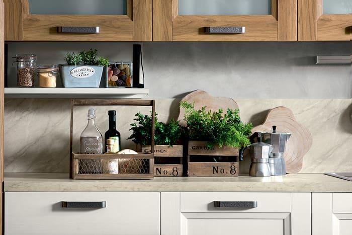 Colombini Casa Cucina Moderna Riviera bicolore 91a