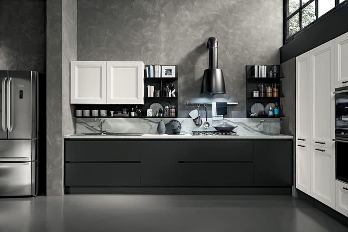Colombini Casa Cucina Moderna Riviera componenti modulabili 72a