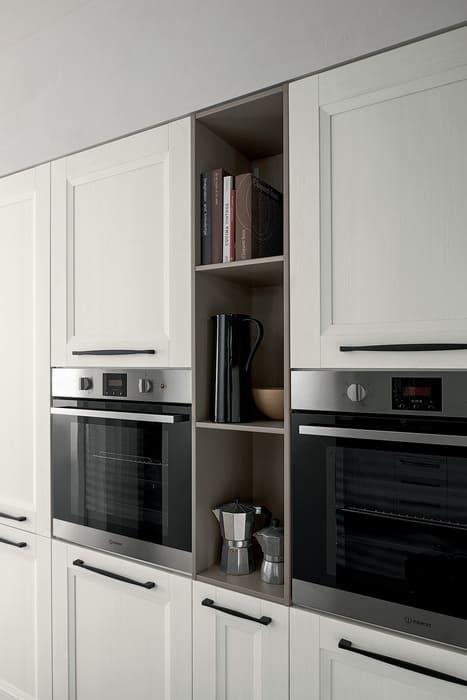 Colombini Casa Cucina Moderna Riviera elementi giorno coordinabili 17b 1